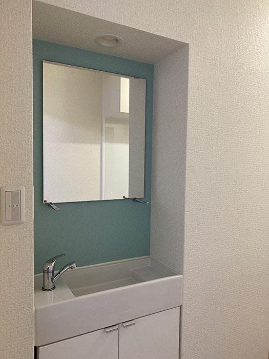 第5七福ビル 306号室鏡