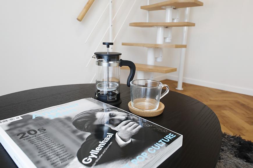 昼間は、お茶を飲みながら、カッコいいファッション雑誌を楽しむ感じですね。_MG_6698