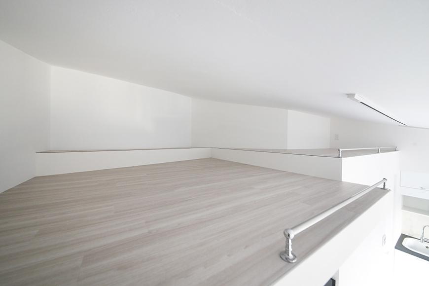 """""""屋根裏部屋(ロフト)""""のスペースです。_MG_6905"""