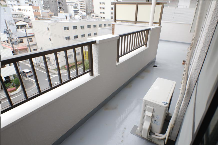 【泉ロイヤルビル】6B号室_バルコニー_MG_4337