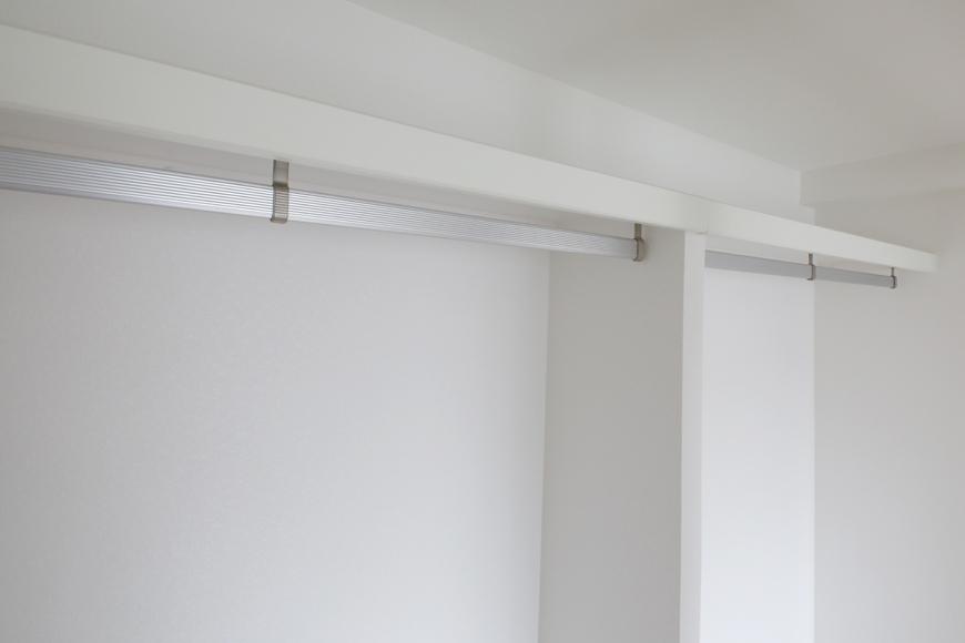 【泉ロイヤルビル】6B号室_洋室(6帖)_クローゼット収納_MG_4322