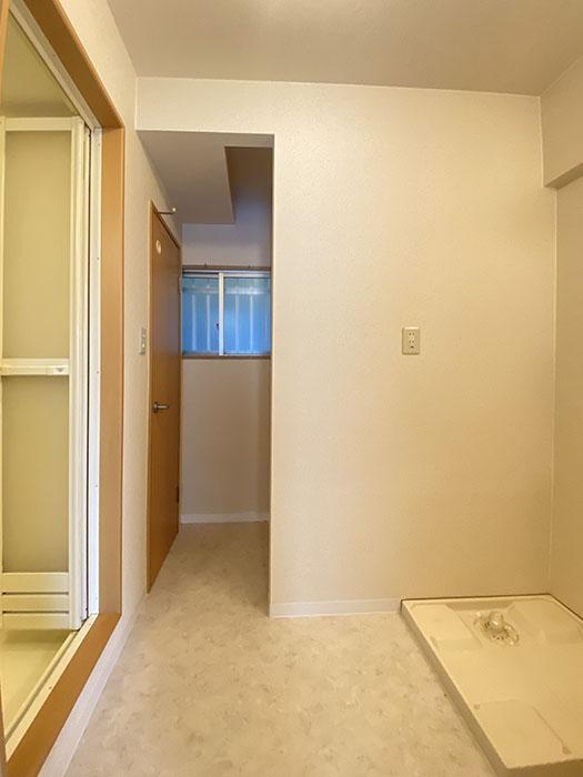 プロスパー第5ビル ,604号室サニタリー