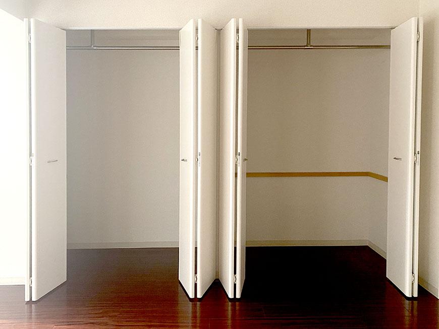 リーヴァストゥーディオ丸の内 203号室クローゼット
