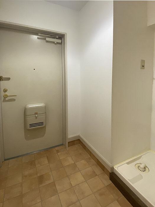 モン・プチ・パラディ 502号室玄関
