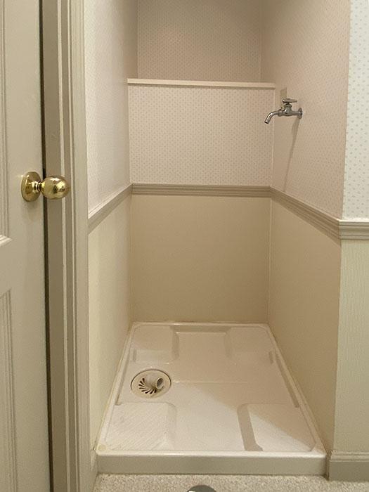 モン・プチ・パラディ 605号室 洗濯機置き場