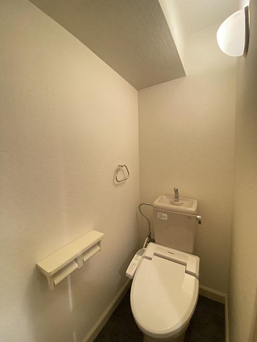 モン・プチ・パラディ 605号室 トイレ2