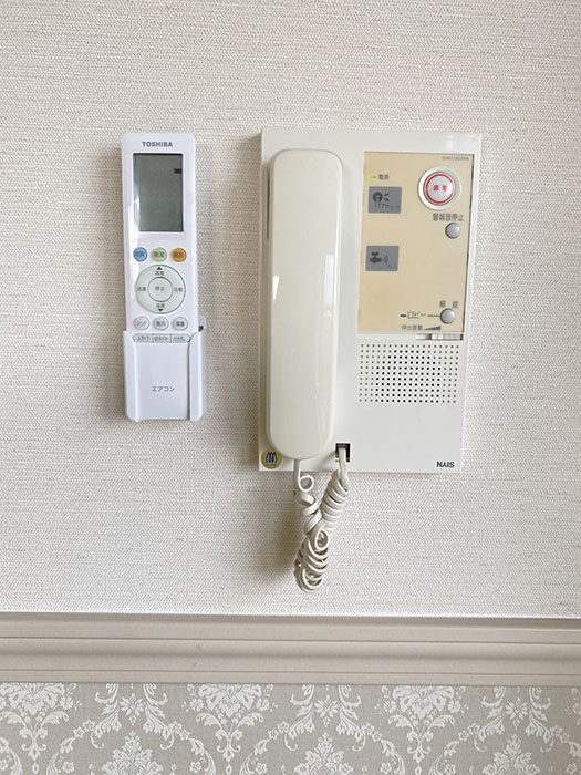 モン・プチ・パラディ 605号室 設備2