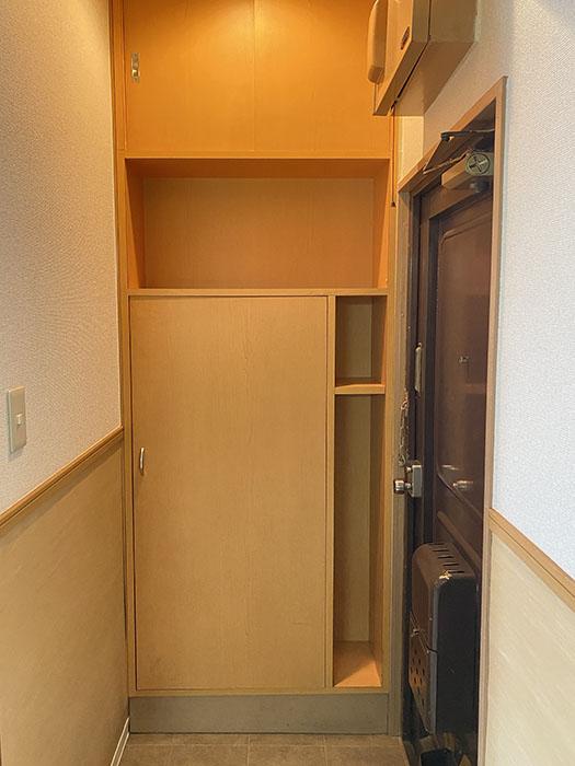 プロスパー第5ビル ,604号室玄関