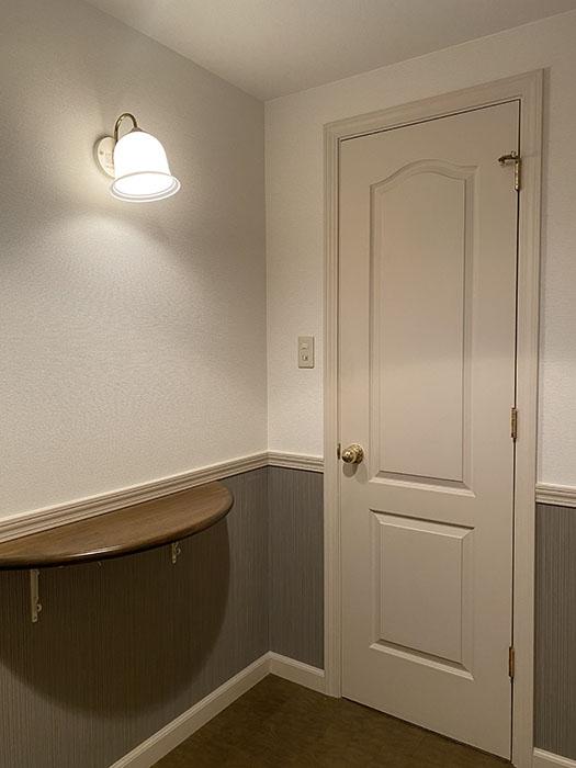 モン・プチ・パラディ 605号室 トイレ