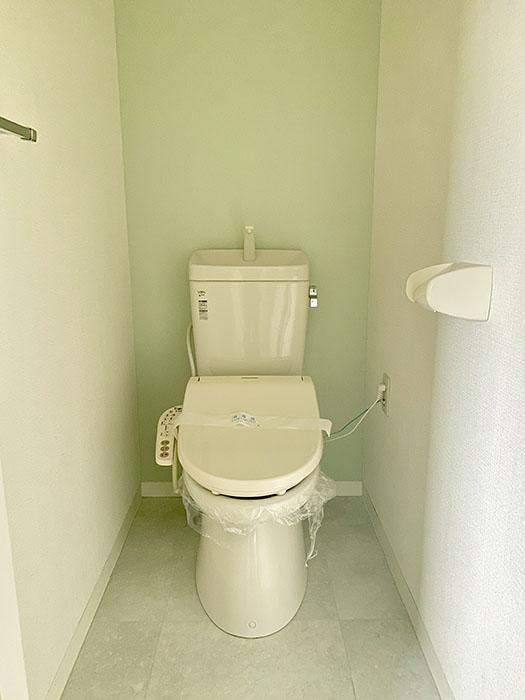 ダイアパレス栄公園 303号室 トイレ