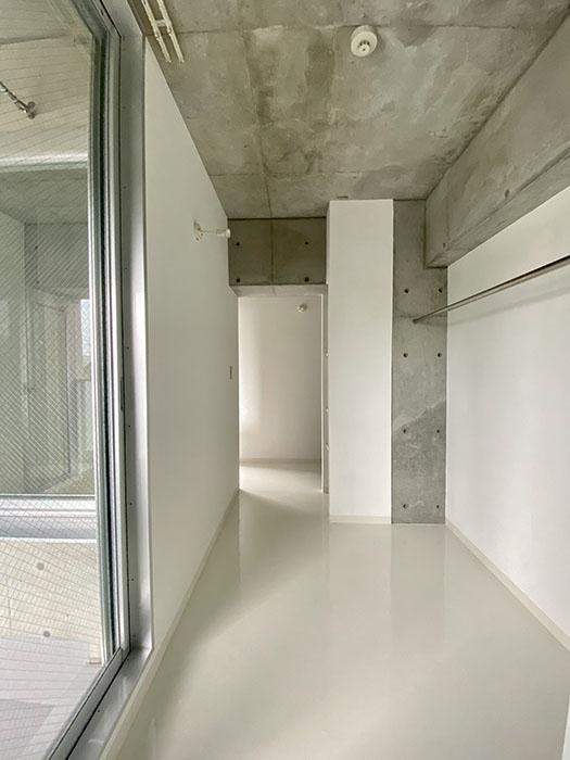 クレイタスパークI 201号室洋室