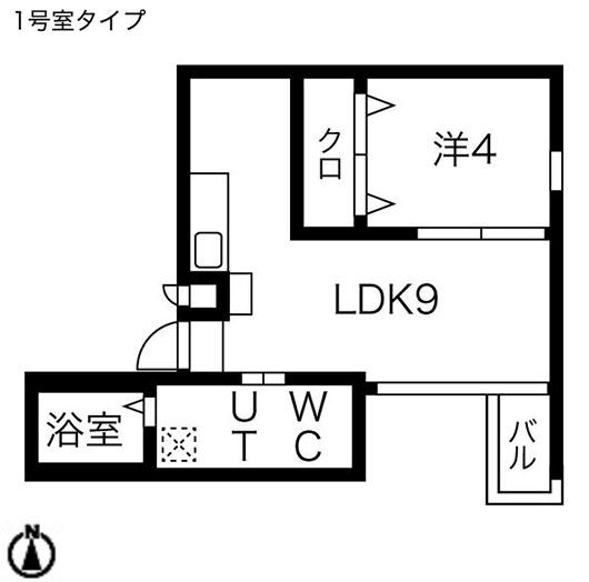 SophisJosai(ソフィスジョウサイ) 301号室