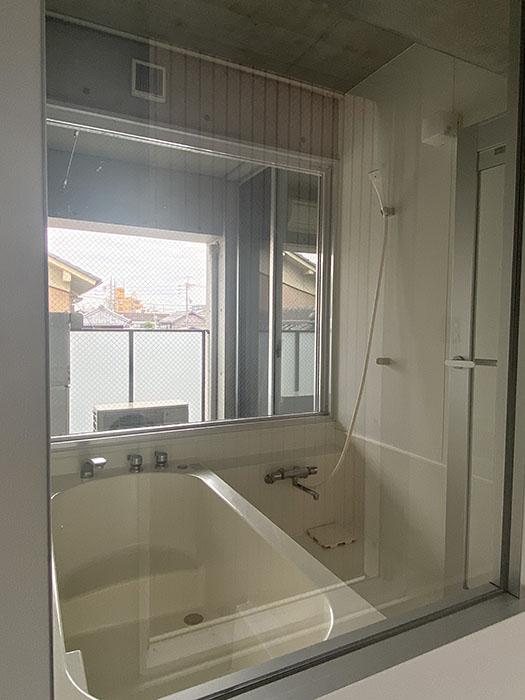 クレイタスパークI 201号室お風呂3
