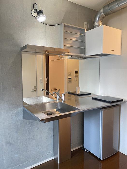 SophisJosai(ソフィスジョウサイ) 303号室 キッチン2