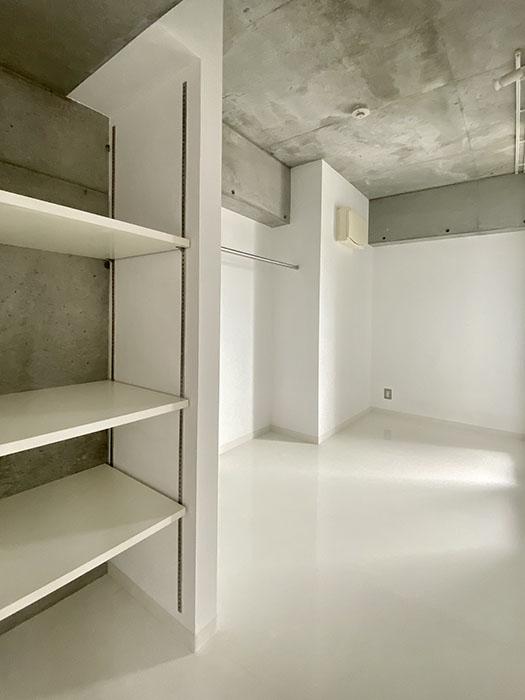 クレイタスパークI 201号室洋室2