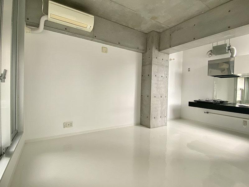 クレイタスパークI 201号室LDK2