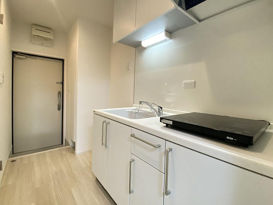 HK2 west 2203号室 キッチン