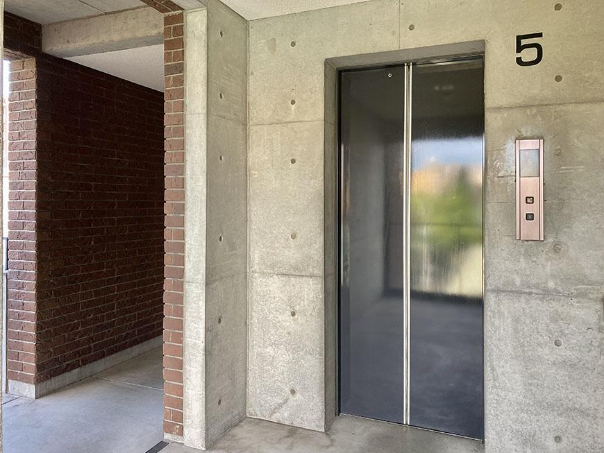 NESPALD EVE エレベーター2