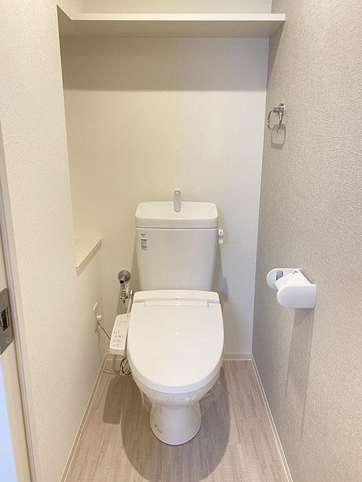 PULCHRA IMAIKE(プルクラ今池) トイレ
