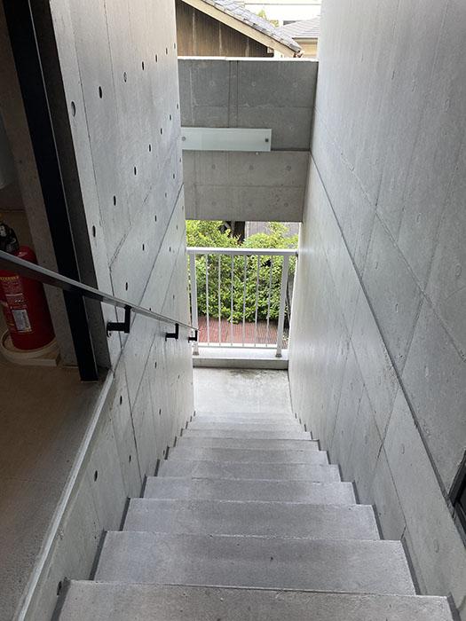 SophisJosai(ソフィスジョウサイ) 階段