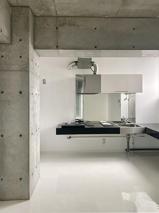 クレイタスパークI 201号室 キッチン2