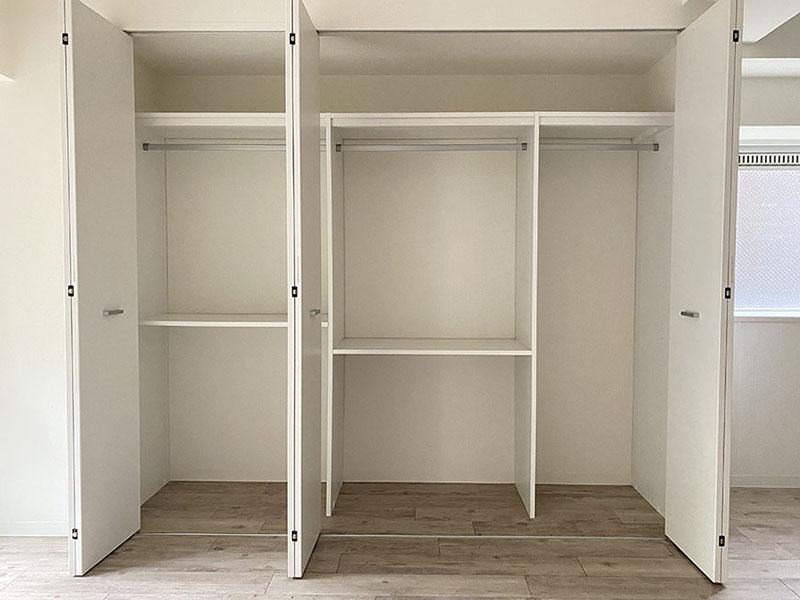 ダイアパレス栄公園 303号室 LDK収納