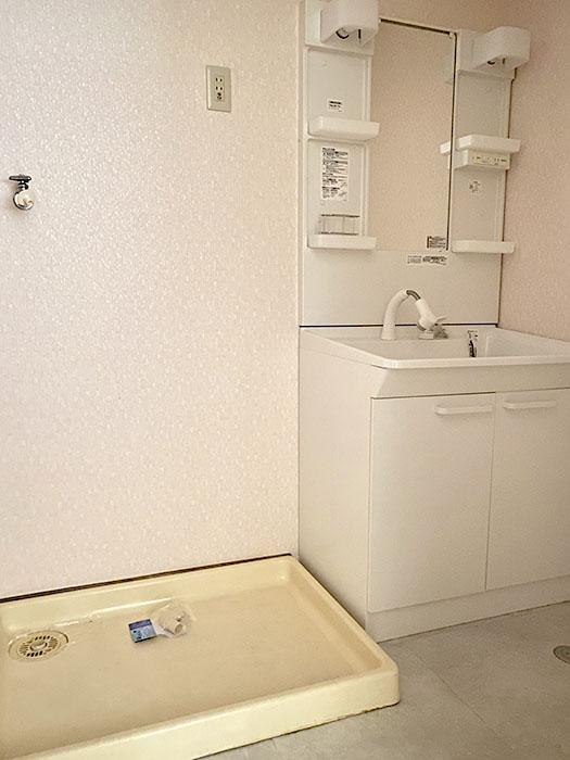 ダイアパレス栄公園 303号室 サニタリー