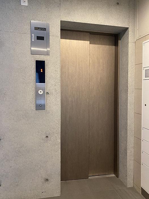 PULCHRA IMAIKE(プルクラ今池) エレベーター