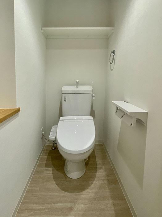 PULCHRA OZONE 501号室トイレ