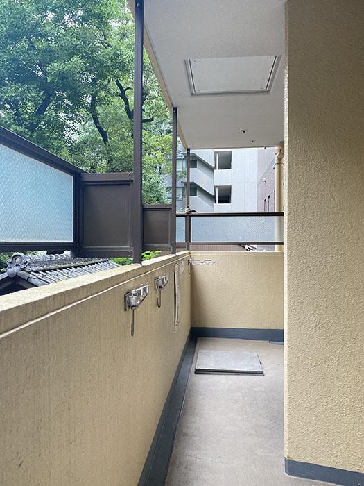 ダイアパレス栄公園 303号室 バルコニー