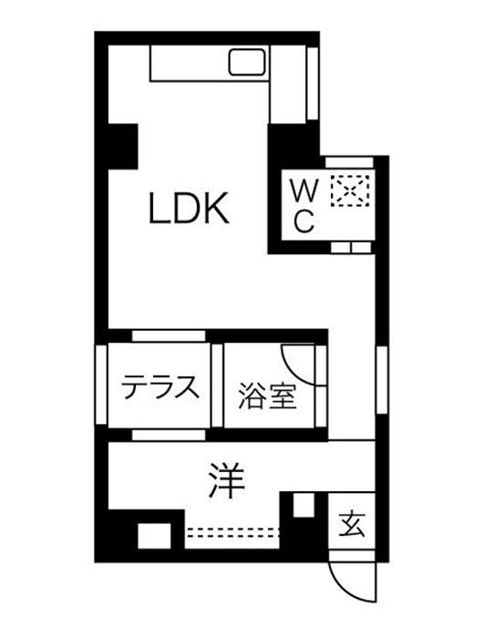 クレイタスパークI 201号室ボイス