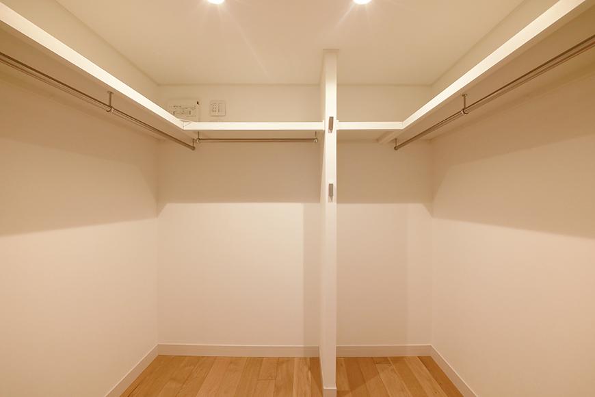 【高峯Classics S棟】002号室_1階_1_洋室_ウォークインクローゼット_MG_1006