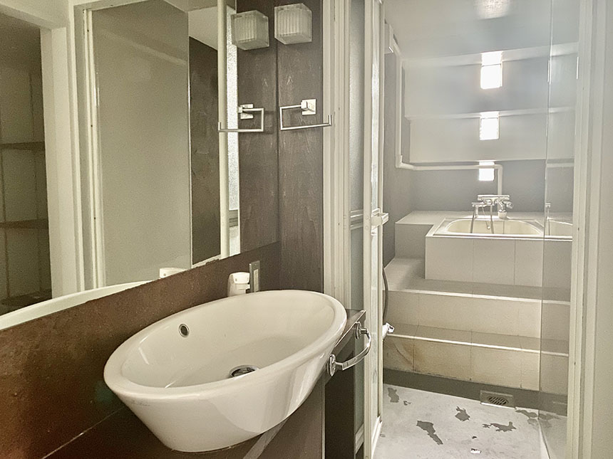 アークピュアモリロン 1002号室サニタリー
