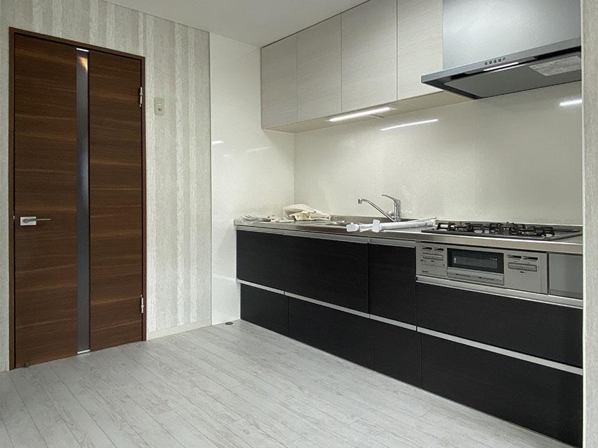南山ハイツ 402号室 キッチン
