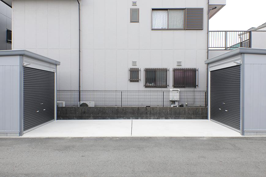 【ガレリア勝川】A号室・B号室は向かい合っています_MG_8882