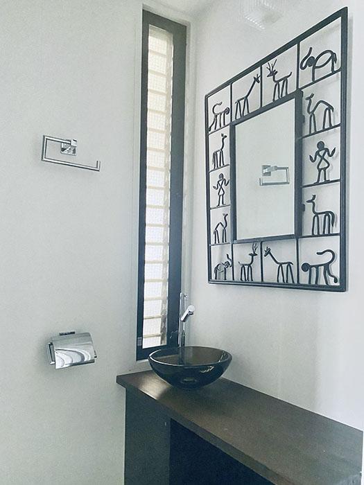 アークピュアモリロン 1002号室トイレ