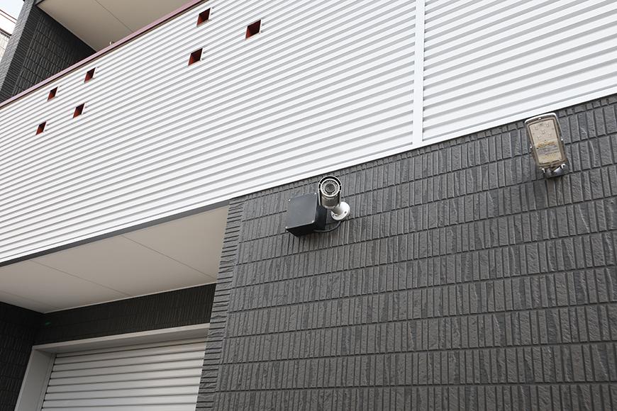 【ガレリア勝川】建物に防犯カメラが設置されています_MG_8024
