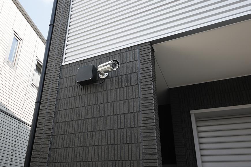 【ガレリア勝川】建物に防犯カメラが設置されています_MG_8071
