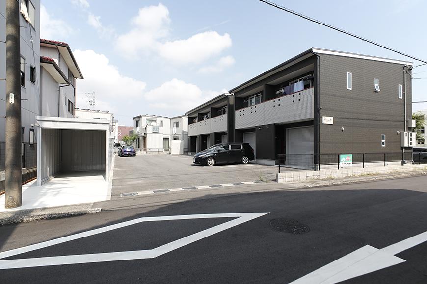 【ガレリア勝川】建物を含めた全景_MG_8059