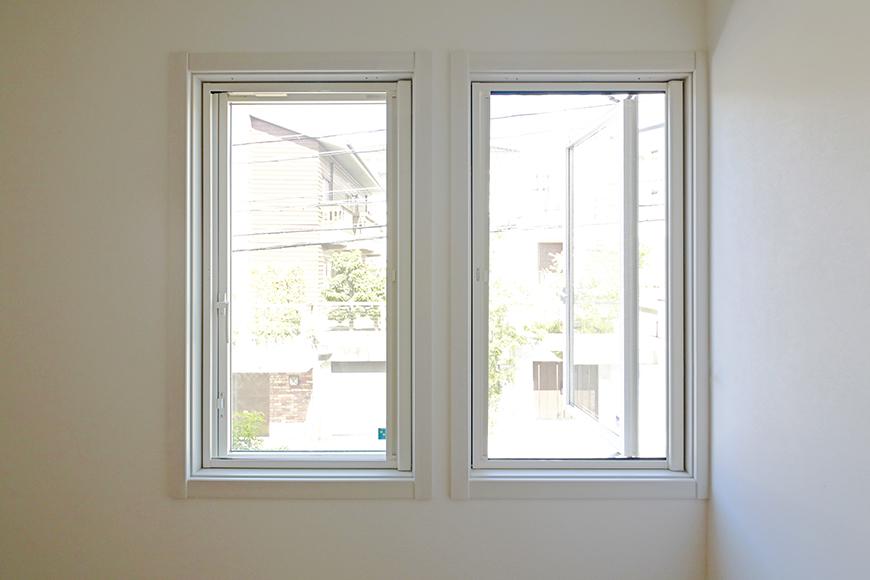 【高峯Classics S棟】002号室_1階_2_洋室の窓_MG_1252