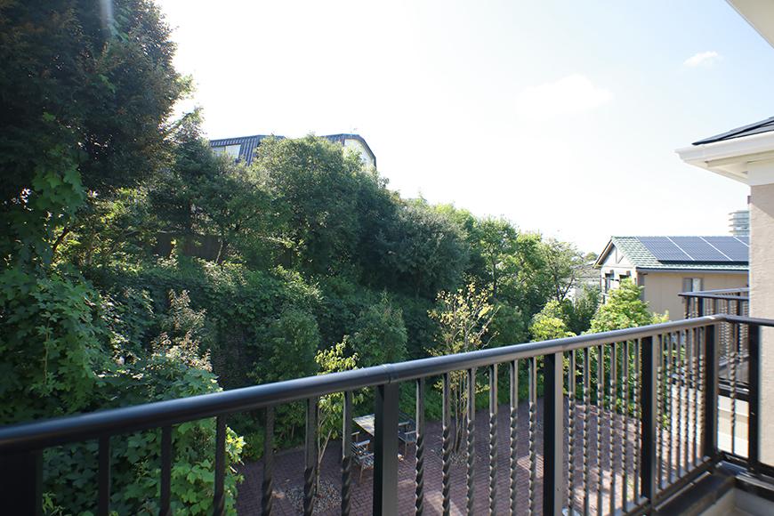 【高峯Classics S棟】002号室_2階_開口部_バルコニーからの眺め_MG_1671