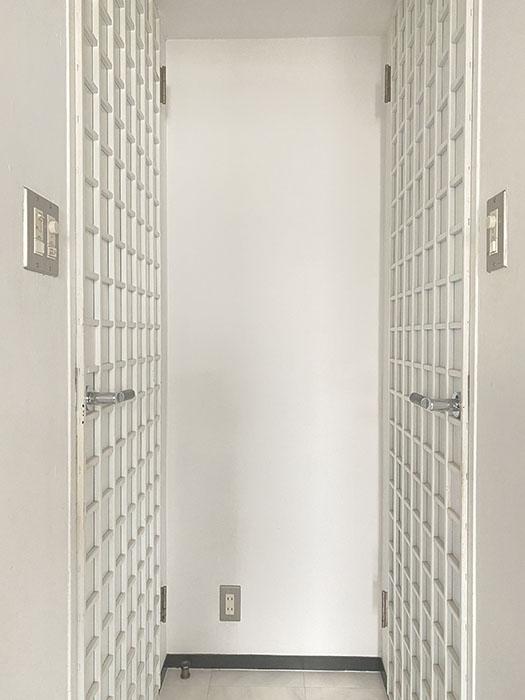 アークピュアモリロン 1002号室ドア