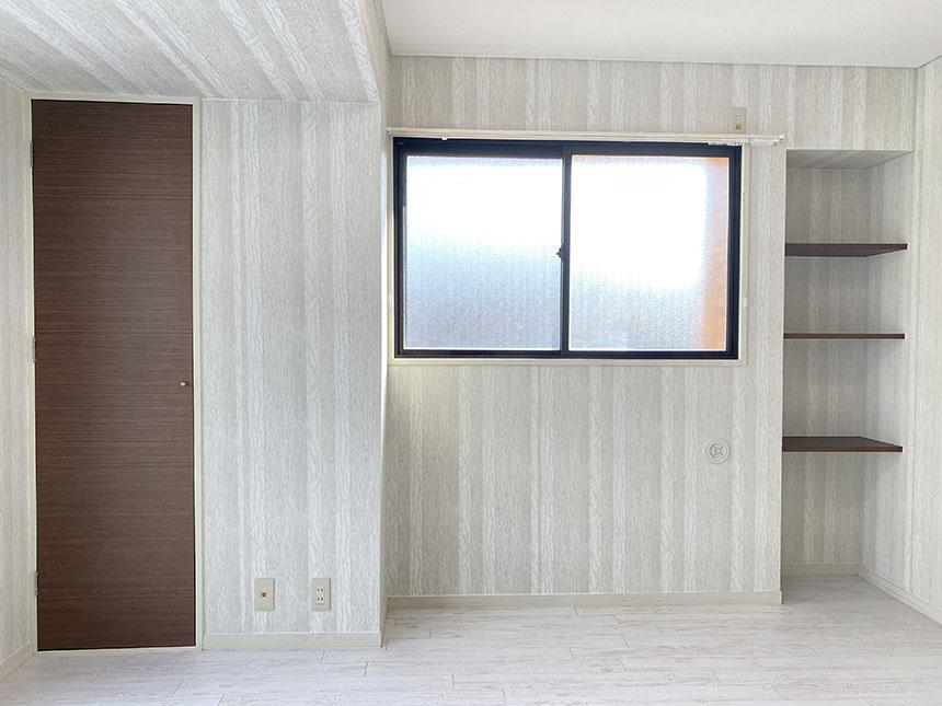 南山ハイツ 402号室 2階洋室2