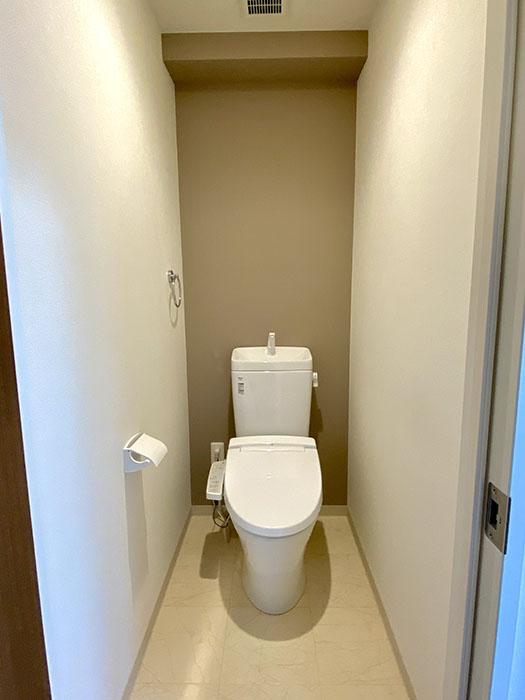 La Verite金山 303号室 トイレ