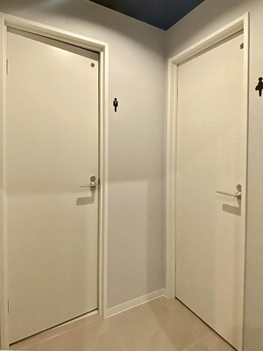 シーズンコート名駅西 1F共用トイレ