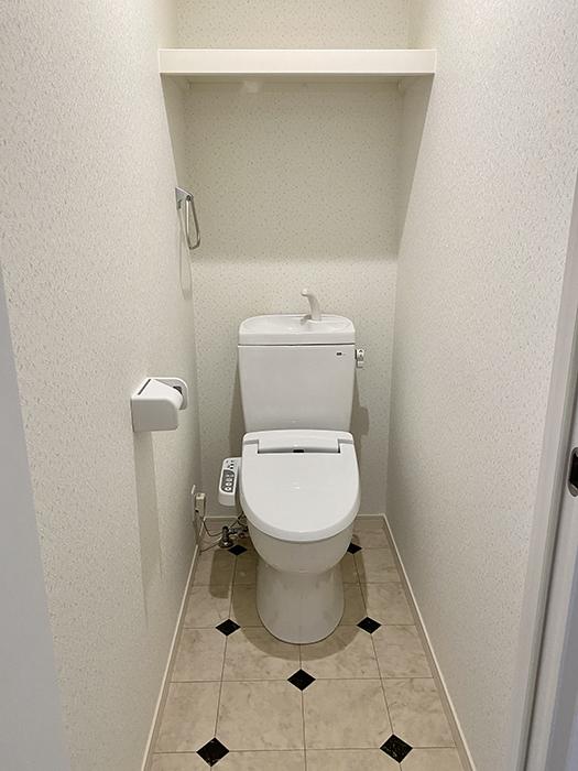 グランレーヴ東別院WEST 102トイレ