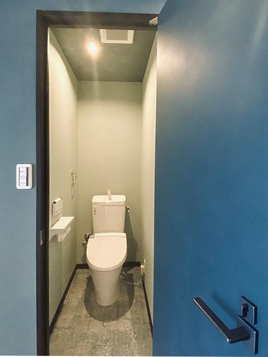 レジデンス安藤2E トイレ