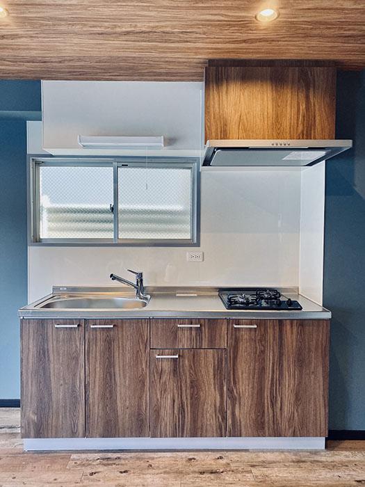 レジデンス安藤2F キッチン