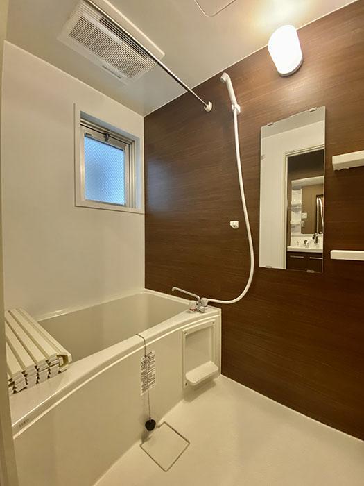 レジデンス安藤2F バスルーム