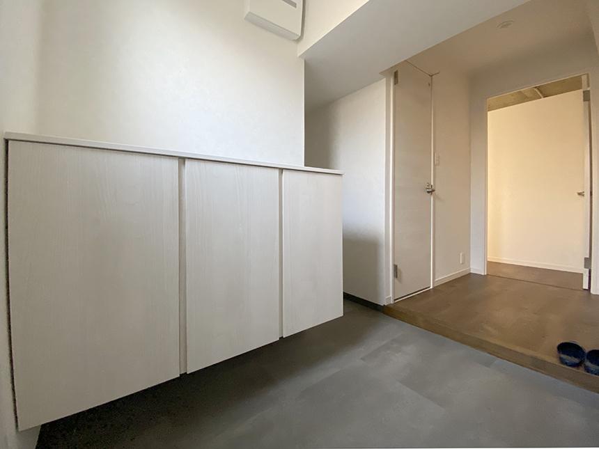日映マンションⅠ 306号室 玄関